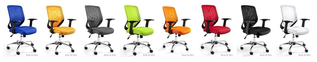 Ergonomic Unique MOBI office chair - colors
