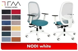 OSAKA upholstery for NODI swivel chair